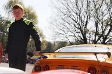 Connor Grady (GBR) Ginetta GT5