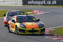 Abbi Pulling / Race Car Consultants / Ginetta GT5