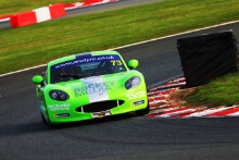 Lewis Ryder  / Privateer / Ginetta GT5