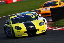 Adam Smalley / Elite Motorsport / Ginetta GT5