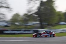 Jagjeet Virdiee / Declan Jones Racing / Ginetta GT5