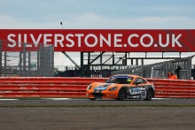 Jessie Chamberlain / Xentek Motorsport/ Ginetta GT5