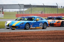 Ryan Firth / Relfex Racing / Ginetta GT5