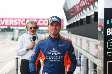 Matt Konczos / Fox Motorsport / Ginetta GT5