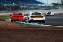 Josh Malin / Richardson Racing / Ginetta GT5