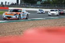 Geri Nicosia / Quattro Motorsport / Ginetta GT5
