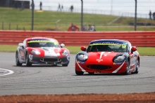 Jagjeet Virdie / Declan Jones Racing / Ginetta GT5