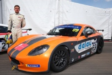 Jessie Chamberlin / Richardson Racing/ Ginetta GT5