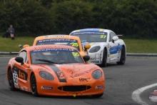 Ruben Del Sarte / TCR / Ginetta GT5s