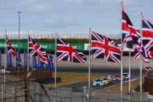 Race Action at Zandvoort