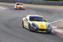 Dale Albutt / Quattro Motorsport Ginetta GT5