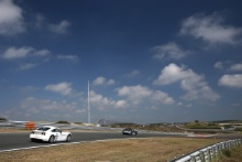 Bal Sidhu / Declan Jones Racing Ginetta GT5
