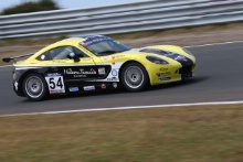 Adam Smalley / Elite Motorsport Ginetta GT5