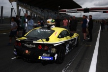 Adam Smalley / Elite Motorsport Ginetta GT5