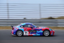 James Townsend / Fox Motorsport Ginetta GT5