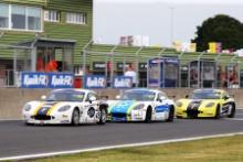 Gordie Mutch / Fox Motorsport / Ginetta GT5
