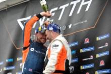 James Townsend / Fox Motorsport / Ginetta GT5Dale Albutt /  Ginetta GT5