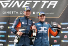 James Townsend / Fox Motorsport / Ginetta GT5