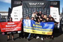 Scott Mckenna / Xentek Motorsport Ginetta GT5 Champion 2019