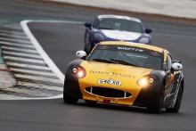 GINETTA GT5 CHALLENGE, Ginetta GT5 and G40 Cup Media Day