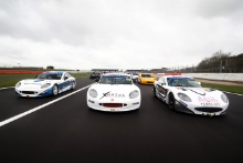 Ginetta GT5 Challenge and G40 Cup