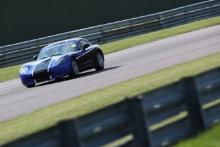 Will Aspin - Elite Motorsport Ginetta G40