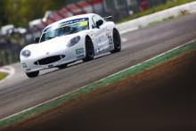 Chris Threadgill- Xentek Motorsport Ginetta G40