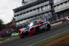 Marc Warren - Raceway Motorsport Ginetta G40