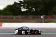 Chris White - Raceway Ginetta G40