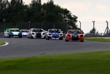 Marc Warren - Raceway Ginetta G40