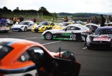 GINETTA GT5 CHALLENGE, Donington Park