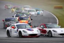 Will Orton - Alistair Rushforth Motorsport Ginetta G40