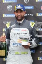 Bal Sidhu - Xentek Motorsport Ginetta G40