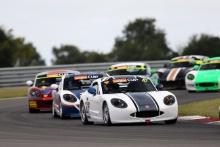 Jeremy Sussex - SVG Motorsport Ginetta G40