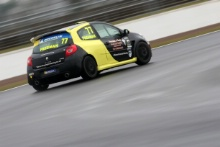 Sam Freeman (GBR) Renault Clio Cup