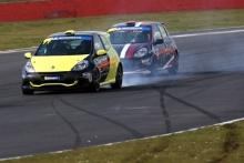 Simon Freeman (GBR) Pitbull Racing Renault Clio Cup