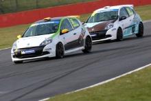 John Hamilton (GBR) Jade Developments Renault Clio Cup
