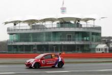 James Joannou (GBR) MRM Racing Renault Clio Cup