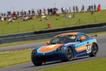 Julian Wantling Ginetta G40