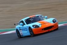 Craig Cornick Assetto Motorsport Ginetta G40