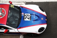 Chris Threadgill Ginetta G40