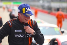 Toby Trice Team HARD Racing Ginetta G40