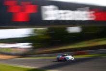 Neil Wallace SVG Motorsport Ginetta G40