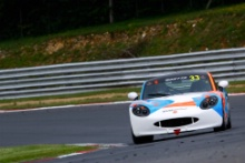 Neil Wallace SVG Motorsport Ginetta G40