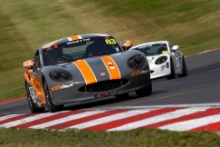 Chris White W2R Ginetta G40