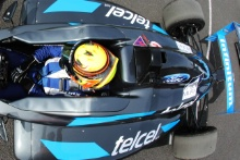 Sebastien Alvarez (MEX) Double R British F4