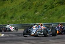 Ayrton Simmons (GBR) JHR  British F4