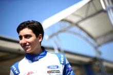 Manuel Sulaiman (MEX) JHR   British F4