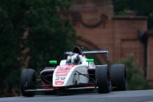 Lucca Allen (IRL) Fortec British F4