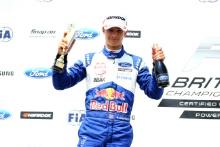 Dennis Hauger (NOR) Arden British F4